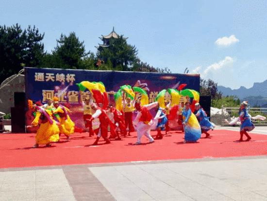 """河北省广场舞大赛迎总决赛 """"第一团体""""谁与争锋"""