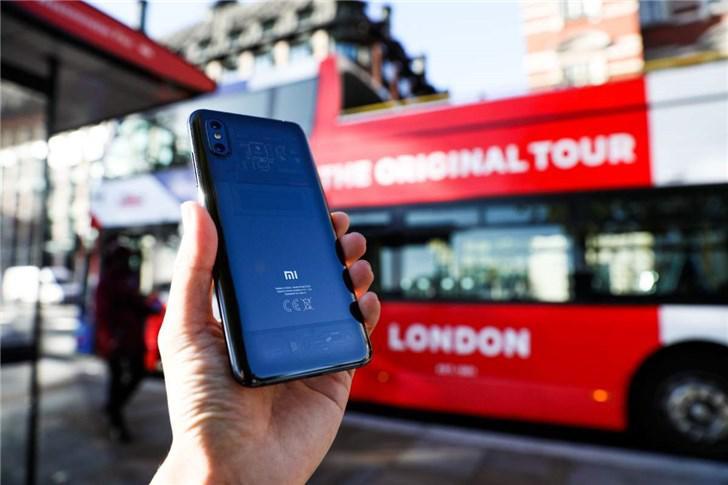 小米8 Pro英国伦敦发布 售价比国内贵了近1000元