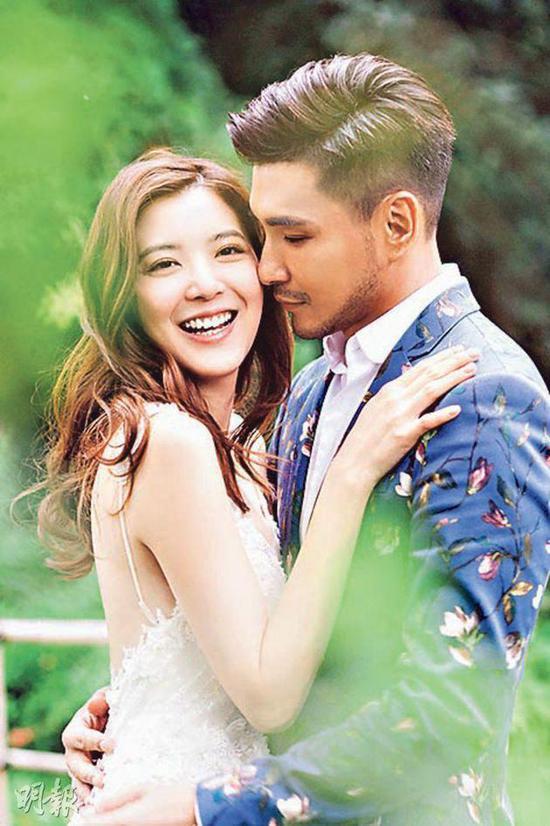 陈展鹏将于下周六与单文柔结婚。