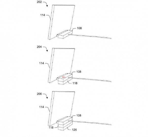 专利图显示微软将推出一款与iMac正面竞争的一体机产品的照片 - 3