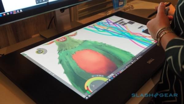 宣战Surface Studio:戴尔推Canvas 售价1799美元的照片 - 14