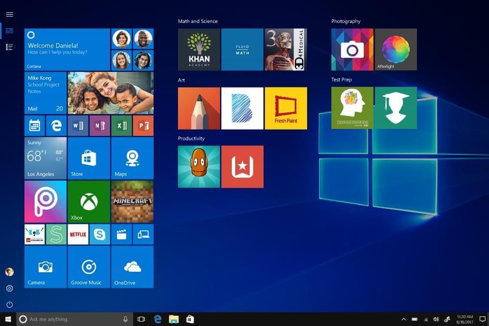 Windows 10 S是Windows RT第二?微软:差别很大的照片