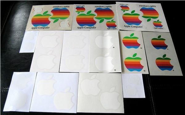 苹果产品包装盒里的贴纸是干嘛用的?