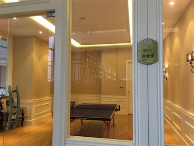 房客在酒店用乒乓球室被拒员工:老板为儿子准备的