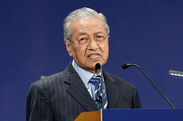 马哈蒂尔:将重开马来西亚驻朝大使馆 借此重建关系