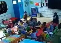 """邯郸一幼儿园教师被指教唆""""班长""""打同学 警方介入"""