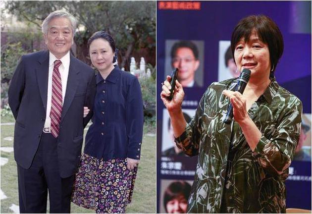 女儿透露平鑫涛病况渐稳 谈继母琼瑶出书说4个字