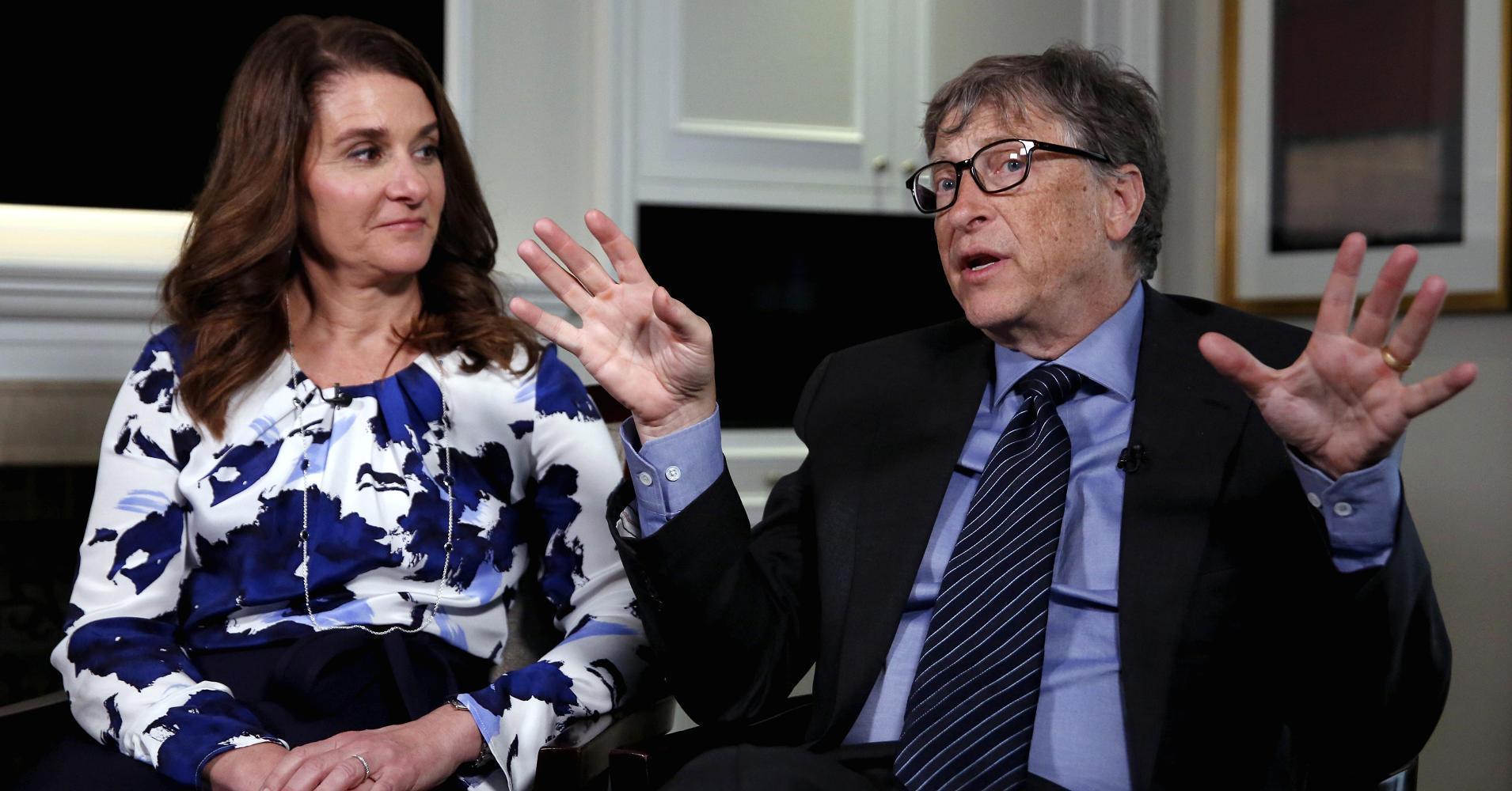 为何做慈善 盖茨夫妇给了四个理由:太有钱是不公平