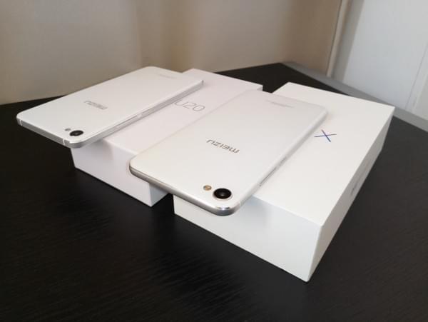 流光背影+首发P20:魅蓝X 开箱、跑分、快充、屏幕测试的照片 - 18