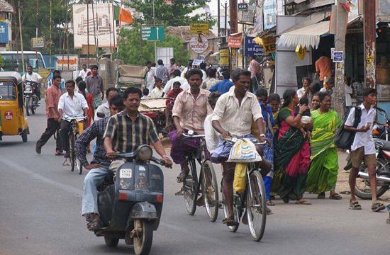 沃尔玛收购印度阿里  但6000万小商贩不乐意了