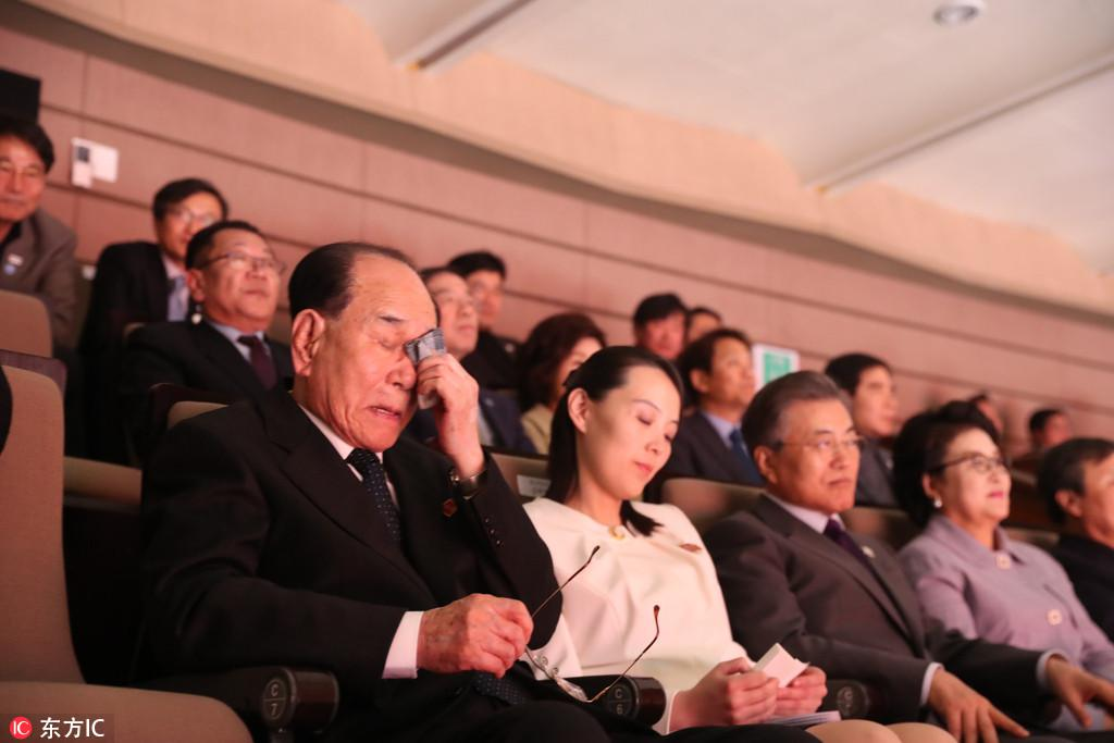 这位比朝韩都年长的老人访韩时哭了5次 都为了啥?