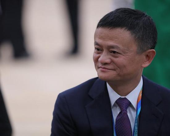 马云:中国从出口转向进口,这是世界最大的机会