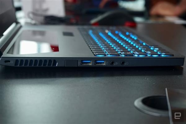 透明触控板+机械键盘 宏碁超薄i7游戏本Predator Triton 700发布的照片 - 8