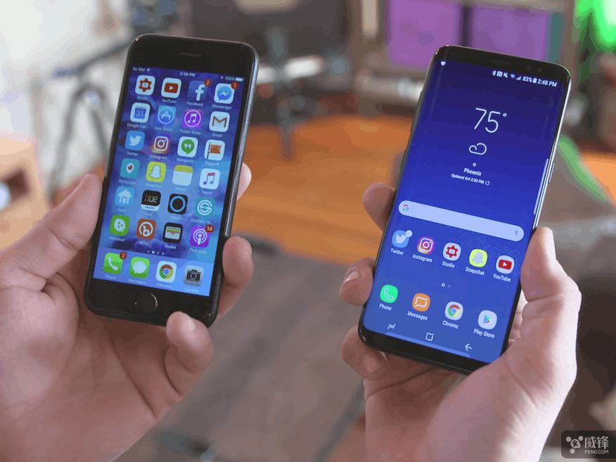 为什么iPhone比一些Android手机充电慢?
