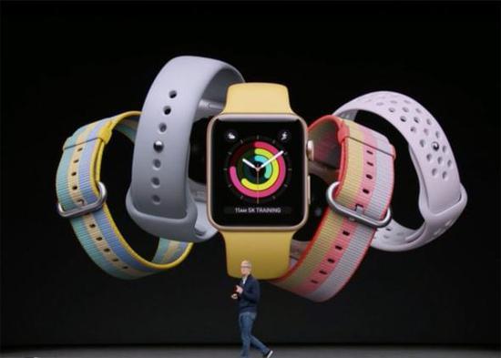 忘掉iPhoneX?有人说新版苹果表可能才是苹果未来