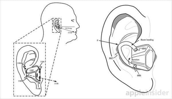 苹果新专利:AirPods将可代替智能手环