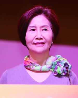 上海元祖梦果子股份有限公司 董事长、总经理张秀琬女士致结束词
