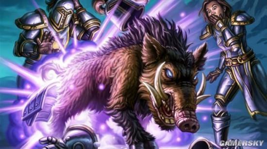 魔兽世界玩家打赌失败 需刷野猪至60级