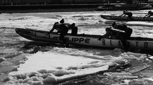 冬之魁北克:冰雪中燃烧激情