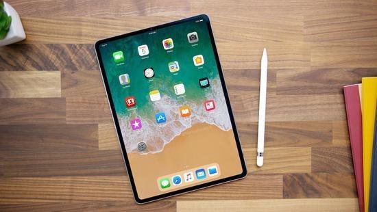全面屏iPad概念设计(图源网)