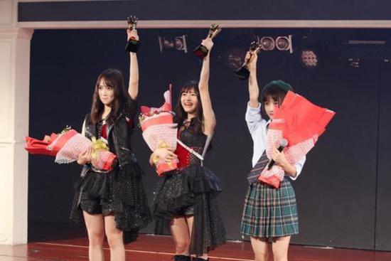 GNZ48举办出道一周年庆典活动与粉丝互动嗨翻全场