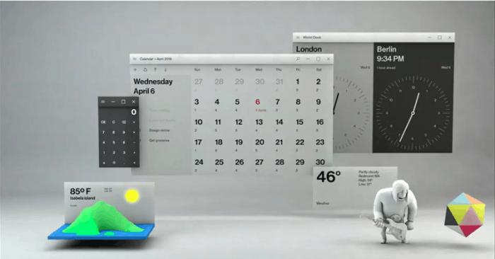 这是你要的毛玻璃特效:Fluent Design桌面和应用一览的照片 - 11