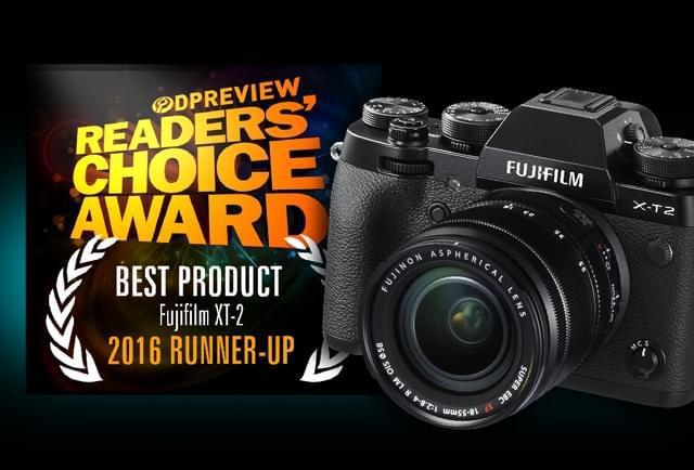 尼康D500夺得2016年Dpreview读者选择奖