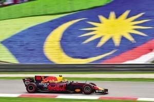 维斯塔潘夺得F1马来西亚站谢幕赛冠军(图)