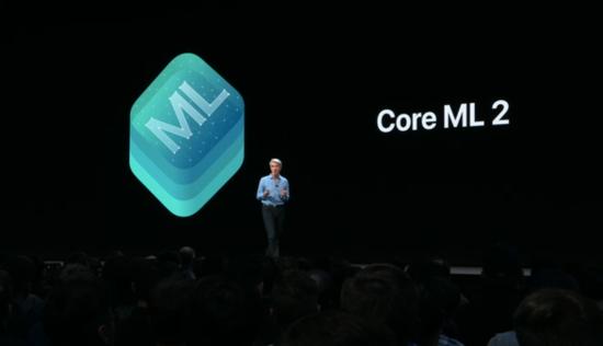苹果发布机器学习大杀器Core ML 2:速度提高30%