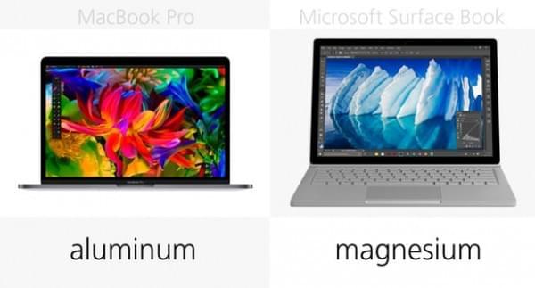 MacBook Pro和Surface Book终极对比的照片 - 4