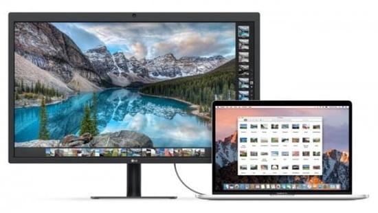 因为硬件问题 苹果暂停销售LG UltraFine 5K显示器