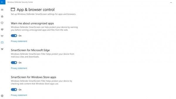 Windows Defender安全中心亮相:全方位保护你的电脑的照片 - 5