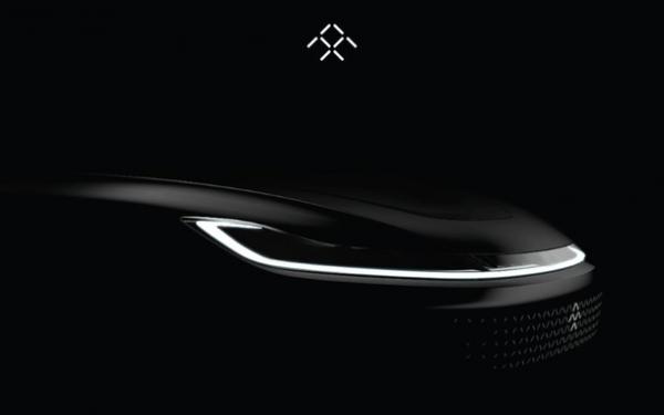 贾跃亭自曝法拉第未来量产车加速性能全球领先的照片 - 1