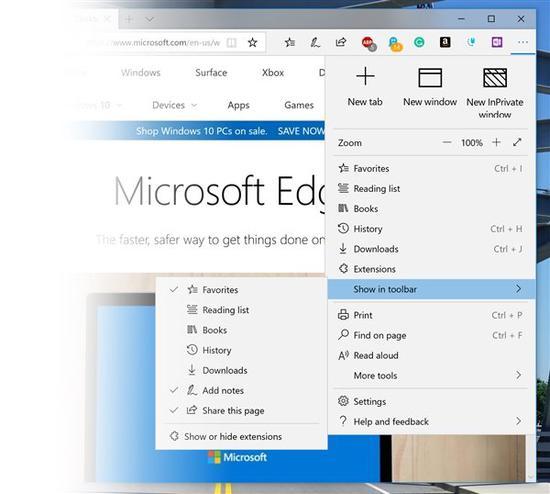 微软Windows 10 RS5快速预览版17704更新内容大全