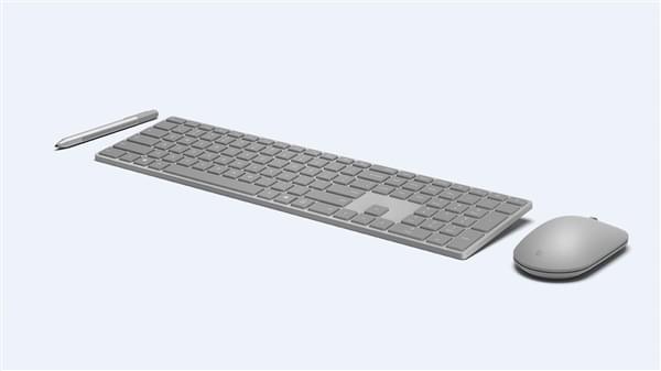 微软Surface键鼠国行首发:续航完美 1年不换电池的照片 - 6