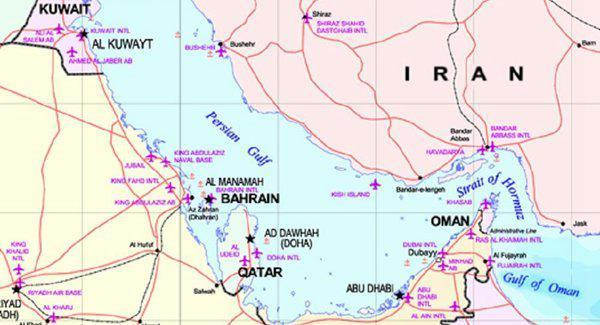 """又给中东战火""""添柴""""?美国被曝向中东输送化学品"""