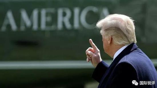 特朗普发推表示感谢中国 有何意图?