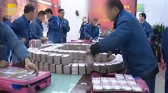 5亿红包当场发人均5万元!这次任性的竟是一钢企