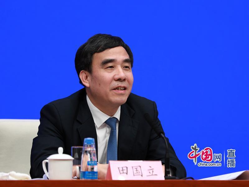 建行董事長田國立:為小微企業融資設正面清單