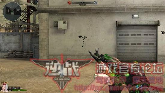 《逆战》精绝兽神枪械评测与简析 双模式神器