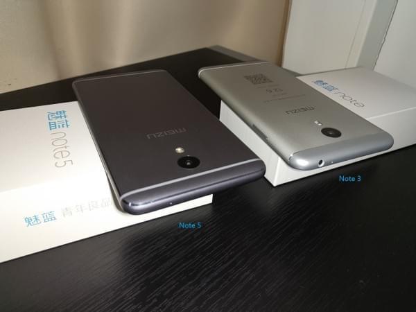 魅蓝Note 5上手简评:成熟方案加快充、轻薄在手续航久的照片 - 18