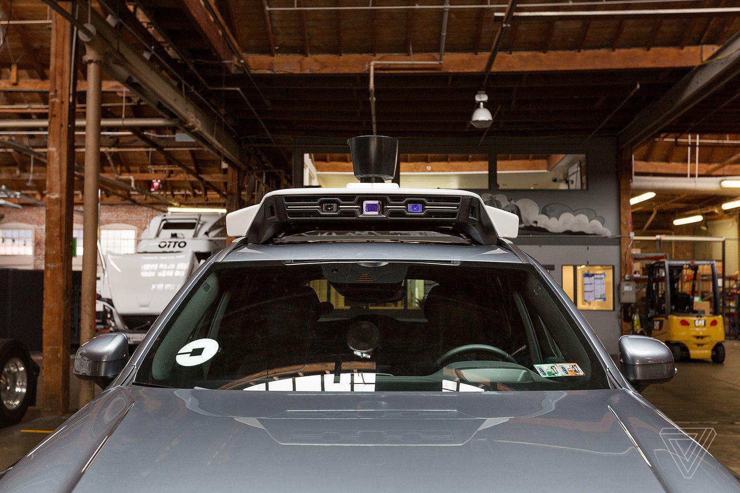 Uber发自愿性安全报告  谋求自动驾驶汽车再上路