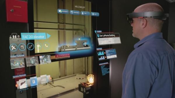 微软HoloLens在6个国家接受预订 下月出货的照片 - 2