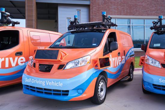 无人驾驶汽车创企Drive.ai宣布在德州扩大试点项目