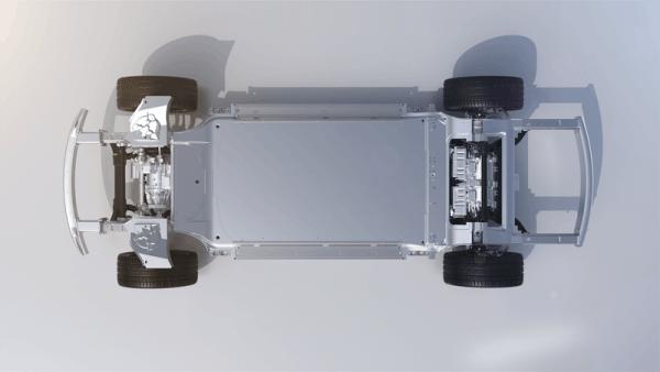 法拉第发量产汽车FF91 贾跃亭称能代替所有车型的照片 - 13