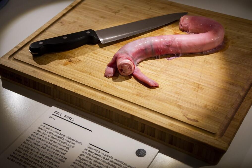 瑞典将开放恶心食物博物馆 中国皮蛋辣兔头入选