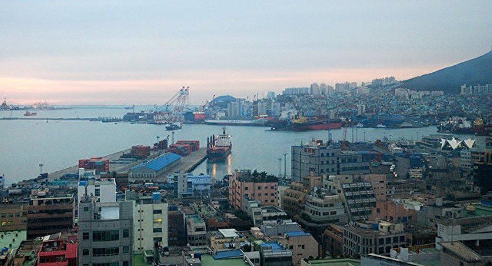 俄方就被扣留货船召见韩国大使:立即解除出港禁令