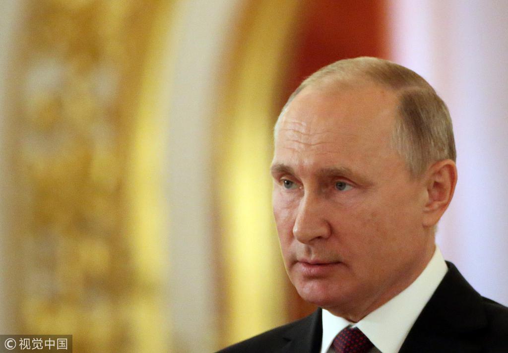 普京接见拳击冠军放狠话:谁敢攻击俄罗斯就死定了