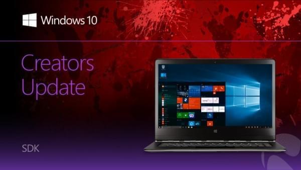 Windows 10 SDK预览版Build 15003发布的照片