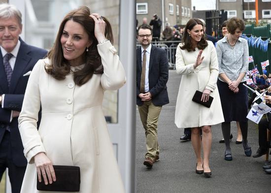 命中注定!凯特王妃13岁被预言嫁给王子 也叫威廉